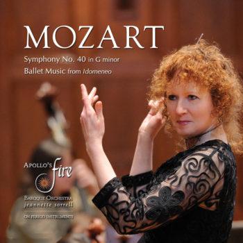 MOZART: Symphony no. 40 & Ballet Music