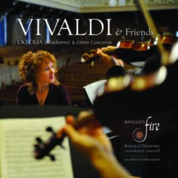 VIVALDI & FRIENDS: La Folia & Other Concertos