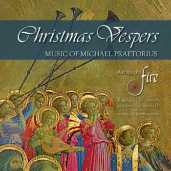 PRAETORIUS CHRISTMAS VESPERS