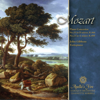 Mozart Piano Concertos no. 20 and 23