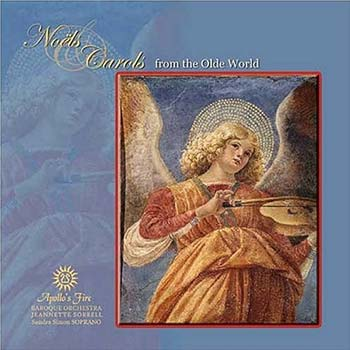 NOELS & CAROLS from the Olde World